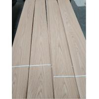China Crown Cut White Oak Wood Veneer White Oak Sliced Veneer White Oak Timber Veneer for Furniture Doors and Veneered Panel wholesale