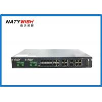 China Space Saving OLT Switch Equipment High Reliability For Broadcast Three In One wholesale