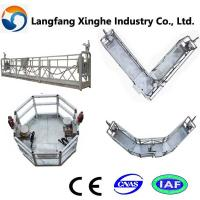 China zlp630 630kg  wire rope suspnede platform/ galvanizing cradle/gondola lift wholesale