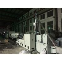 China 315 - 630mm PVC Drainge Pipe Extrusion Line With SJ92 Twin Screw Extruder on sale