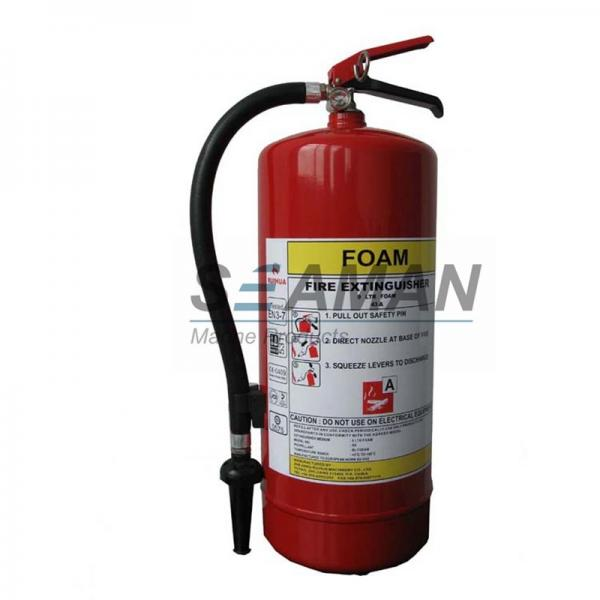 Quality Marine Boat Portable Dry Powder ABC 6kg Fire Extinguisher Cartridge - Operated for sale
