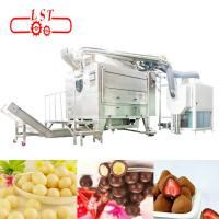 China Non Contamination Chocolate Coating Machine For Pharmaceuticals Industrial wholesale