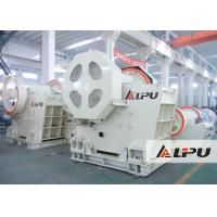 China Even Output Rock Jaw Crusher / Stone Crushing Machinery Outlet Size 100-220mm wholesale