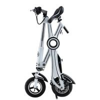 Quality X Travel Energy Saving HoverBoards Electric Scooters , E Bike Folding Mini Electric Bike for sale