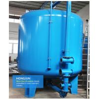 High Efficiency Multimedia Filters Water Treatment Reliable Operation