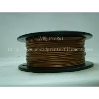 China Heavy Duty Copper 3D Printer Metal Filament Can Be Polished wholesale