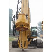 TR Series Rotary Core Drilling Rig With High Stability Original Caterpillar Base