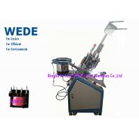 China Effective Automatic Pneumatic Hydraulic Press Pin Inserting For The PCB Bobbins wholesale