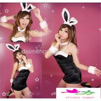 Buy cheap Christmas Sexy Costumes Women Christmas Rabbit Uniform Dress Cosplay Costume Party Dress from wholesalers