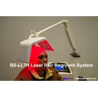 China Laser diode hair regrowth machine for hair lossing alopecia wholesale