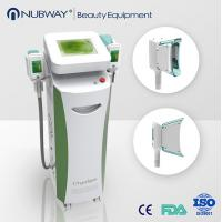 China Advanced design Cool Therapy Lipo Cryo Fat Freezing Machine for unwanted fat remove wholesale