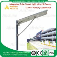 China Competitive Price 30 Watts LED Solar Street Light with 5 Years Warranty wholesale