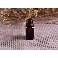 Personal Care Glass Perfume Bottles , 10ml glass essential oil bottles for decoration