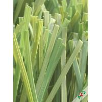 Quality Mix Field Green and Olive Green Soccer Field Lawn with Three Stem and No Glare for sale