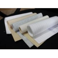 China Air Filtration media high temperature fabric cloth Nomex needle filter fabric wholesale