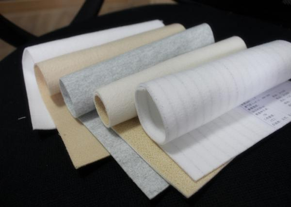 Quality Air Filtration media high temperature fabric cloth Nomex needle filter fabric for sale