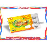 China Lifesaver Breath Mints In Hygienic Blister Pack , Sugar Free Chewy Candy wholesale