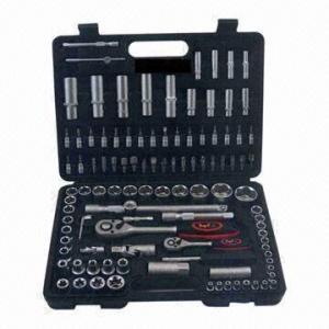 China 108-piece Screwdriver Bit and Socket Wrench Set wholesale
