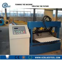 Buy cheap 988 Type High Speed Corrugated Roll Forming Machine With Remote Control from wholesalers