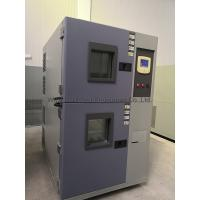 China Battery Safety Test Thermal Shock Test Chamber With Over-temperature Protection wholesale