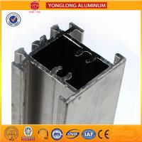 China 6063 6061 6060 Aluminum Alloy Profile / Sliding Glass Window Frame Parts wholesale