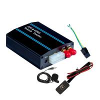 UT01 Car Locator Device With Remote Engine Immobilize And Vehicle Fuel Monitoring