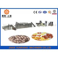 Buy cheap Performance moderate Snack Food Production Line energy saving from wholesalers