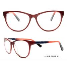 Big Eyeglasses Acetate Optical Frames For100% TT OEM CE FDA Certification