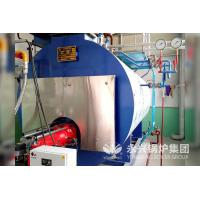 China Liquefied Petroleum Gas Fired Steam Boilers 6tph Stainless Steel Boiler Shell for Rice Mill wholesale