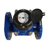 China Turbine Water Meter With Positive Displacement Mechanism Cast Iron DN125 Hot Water 90 ℃ wholesale