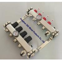 China ZZ18026 Stainless Steel Manifolds of Underfloor Heating System wholesale