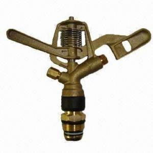 China 3/4-inch Brass Impulse Sprinkler for Agriculture Irrigation Use on sale