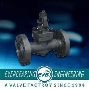 China DN8-50 Forged Steel Globe Valve on sale