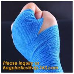 China Sport Medical Plaster Bandage,Elastic Knee Brace Fastener Support Guard Gym Sports Bandage,latex free cohesive bandage s on sale