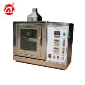 China Car Interior Material Flame Retardant Test Chamber , Burning Resistance Test Machine wholesale