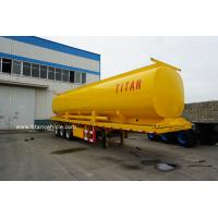 China Multifunction diesel fuel trailers for sale | TITAN VEHICLE wholesale