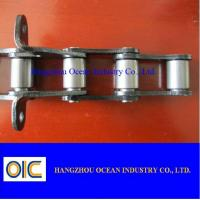 China Alloy Steel Transmission Spare Parts Engineering Bush Chain For Electronic Products on sale