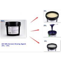 China UV Screen Additives Fast Drying Agent For UV Screen Color Ink Or Varnish wholesale
