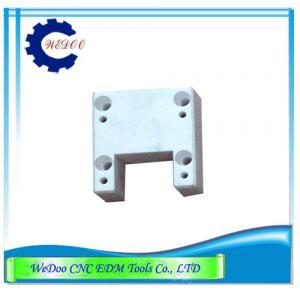 China M306 EDM Isosator Plate Ceramic X053C314H01 Mitsubishi WEDM Sparts Parts on sale