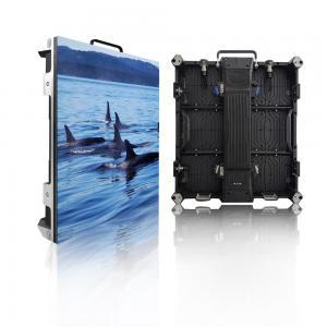 China 1R1G1B Full Color Led Display , Led Video Wall Rental TV Panel P2 P2.5 P3 P4 P5 P6 wholesale