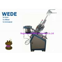 China Easy Tooling Change Pneumatic Hydraulic Press For Coil Bobbin WD - 28A - YCB Model wholesale