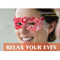China Magic Visible Steam Eye Mask For Dry Eyes Or Relax wholesale