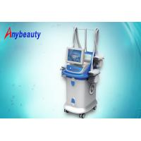 10.4 Large Color Touch Screen Laser Beauty Machine Cryolipolysis Slim Machine with 4 handles