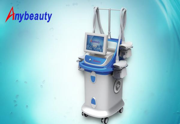 """10.4"""" Large Color Touch Screen Laser Beauty Machine Cryolipolysis Slim Machine with 4 handles"""