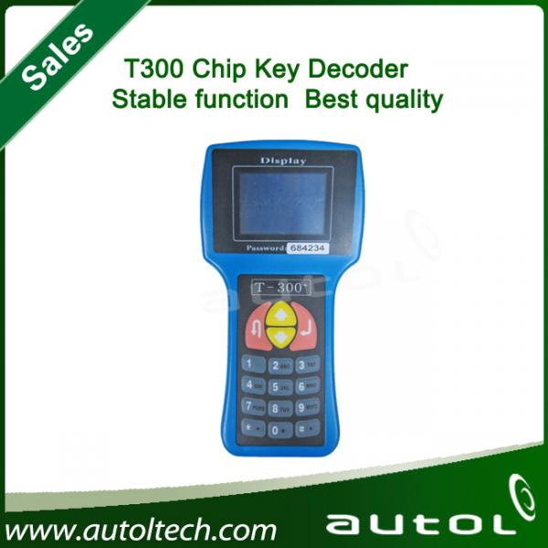 Quality T300 (T-code) Key Programmer with V2013 for sale