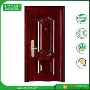 China Vented Steel Security Door Unique Home Designs Security Doors wholesale