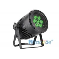 China Chauvet COLORado 1 Quad Zoom 7 LEDs 15W RGBW 4 in 1 Outdoor Waterproof IP65 Motorized Zoom LED Par Light wholesale