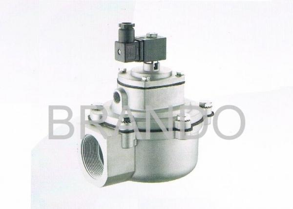 Quality 15W G Thread FP55 Pneumatic Pulse Valve Normal Close For Dust Clean System for sale