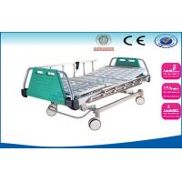 China Adjustable stainless frame Electric Hospital Beds for Old Man Homecare BDE213 wholesale