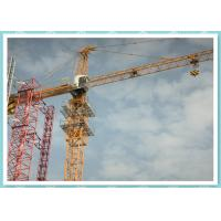 China Small Mobile Construction Tower Crane Jib Length 50m Building Tower Crane wholesale
